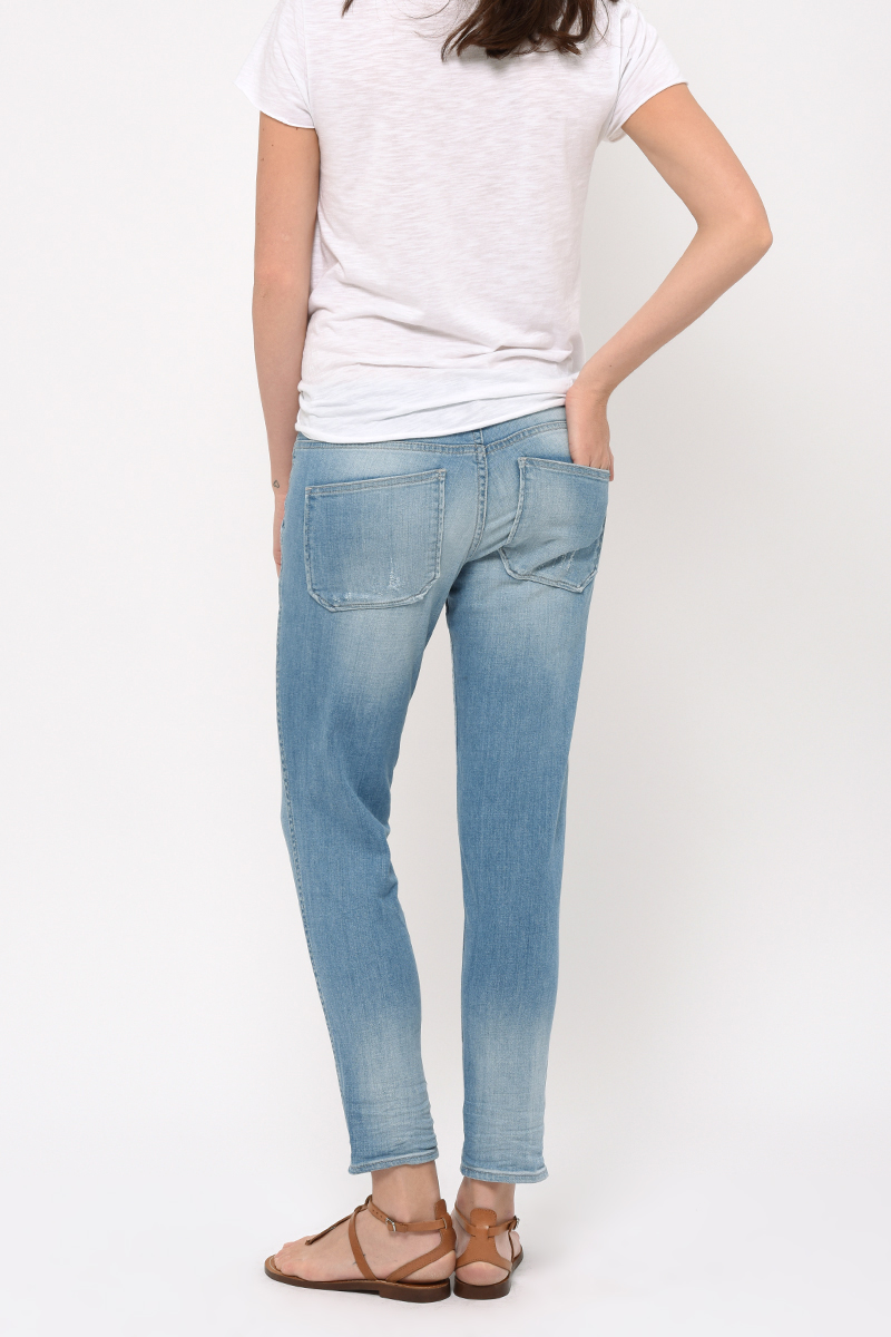 Claudie Denim Stone