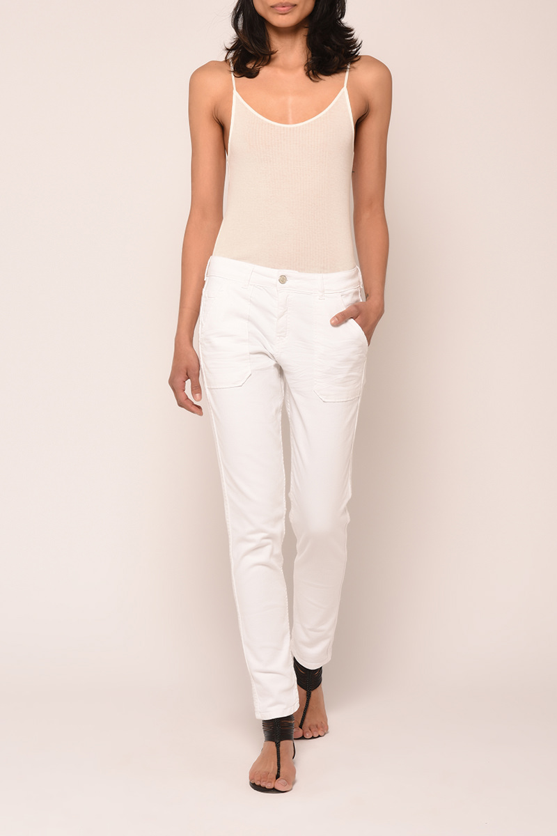 Claudie White