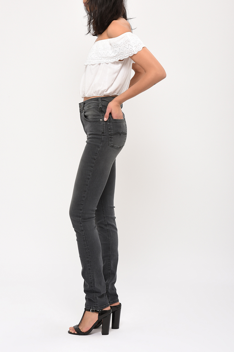 Jean Nouflore Denim Grey